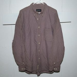 Mens Eddie bauer mens  shirt size XL J90